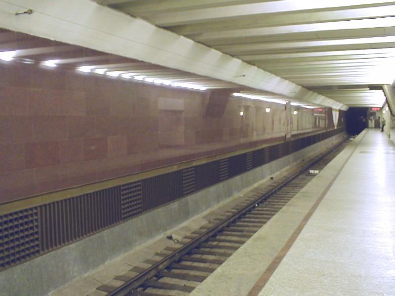 Интересности о питерском метро